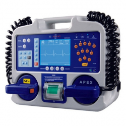 Dixion Biphasic Defibrillator Model LP-P