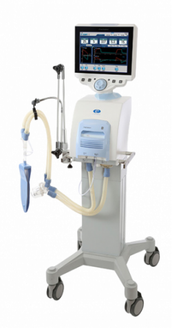 Inspiration 7i eVent Medical ventilator