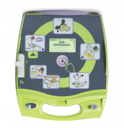 ZOLL MEDICAL CORPORATION AED Plus