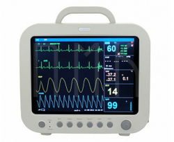 Storm 5600-01 cardio bedside monitor (Dixion)
