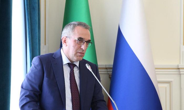 Министр здравоохранения Дагестана