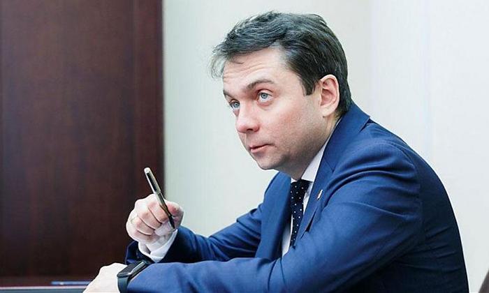 Губернатор Мурманской области Андрей Чибис