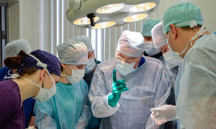 Федеральный центр нейрохирургии в Тюмени