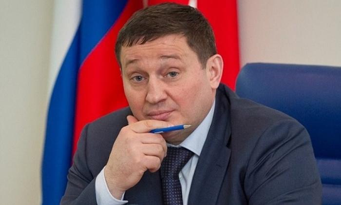 Губернатор Волгоградской области