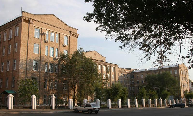Оренбургская областная больница