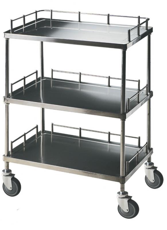 Медицинский столик на колесиках  бу