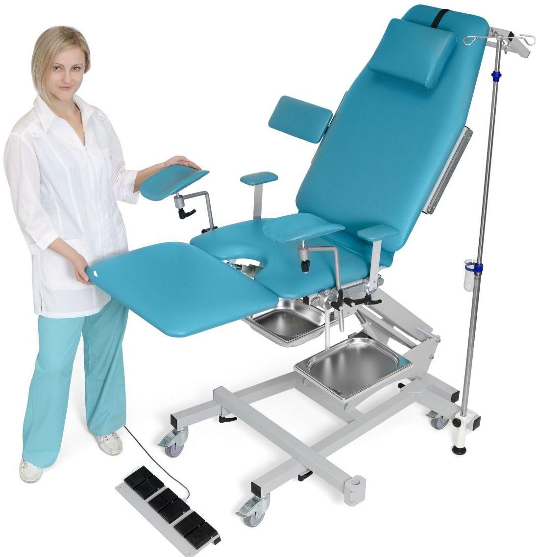 Фото в кресле гинеколога 9 фотография